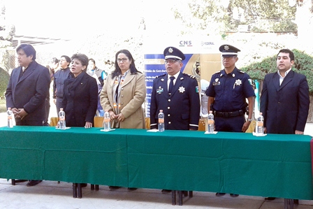 Participa la CEDH en programa contra violencia escolar
