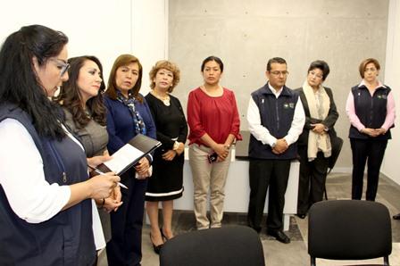 Abre CEDH oficina en Ciudad Judicial de Tlaxcala