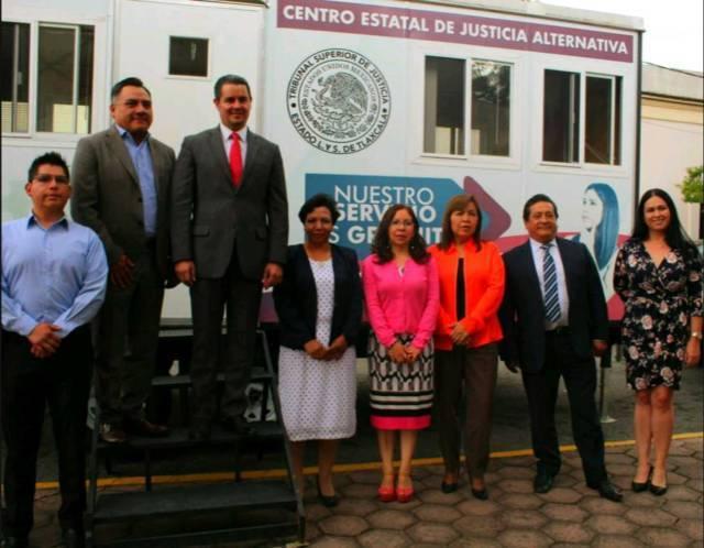 El Poder Judicial acerca la justicia alternativa a Tetla