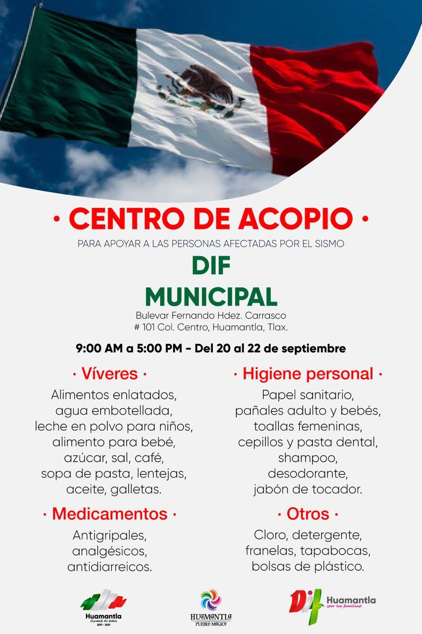 Seamos solidarios y apoyemos a quien por ahora lo necesita: Sánchez Jasso
