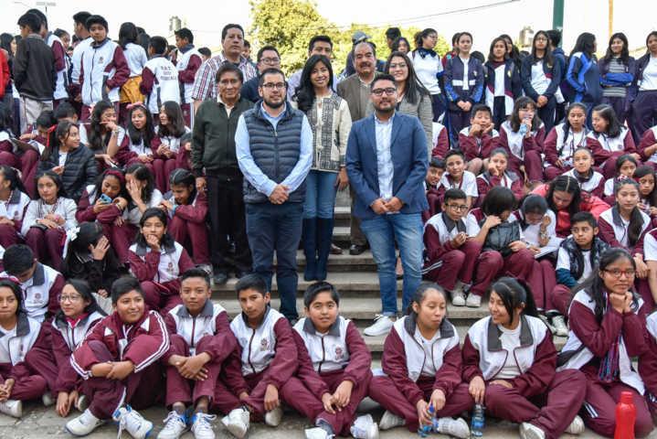 Reequipan Centro Territorio Joven de la capital