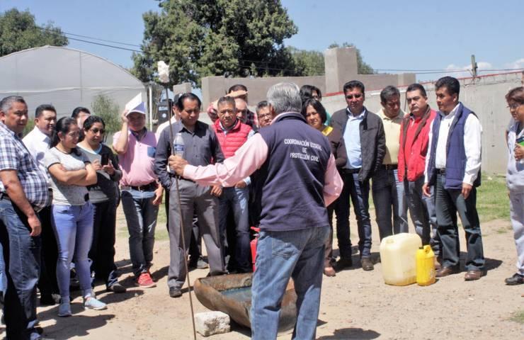 Capacitará Protección Civil Estatal a municipios sobre manejo seguro de pirotecnia