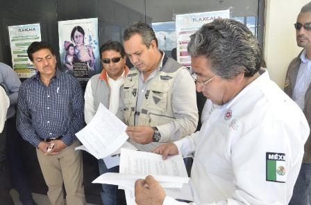 Dicen que Protección Civil revisa estado de viviendas tlaxcaltecas