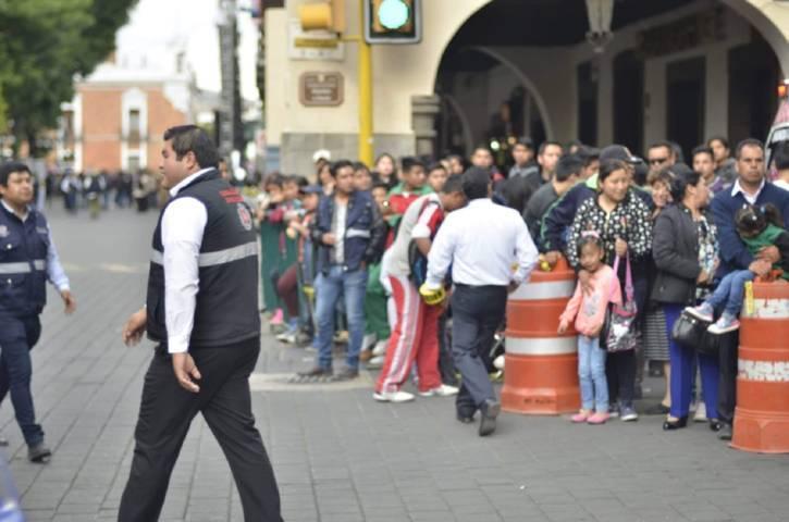 """Implementan operativo por desfile del """"Carnaval Tlaxcala 500 Años"""""""