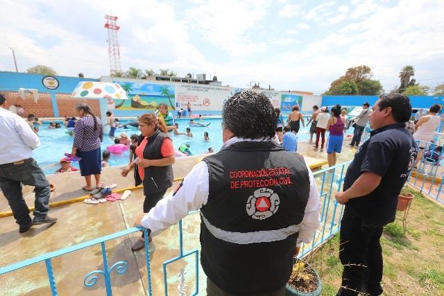 Sin incidentes se llevó a cabo el Sábado de Gloria en Tlaxcala