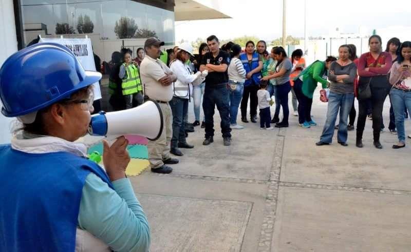 Protección Civil fortalece cultura de la prevención