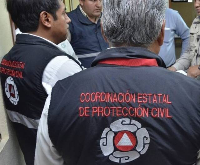 Mantiene CEPC operativo preventivo y de apoyo en La Malinche por incendio forestal en Puebla