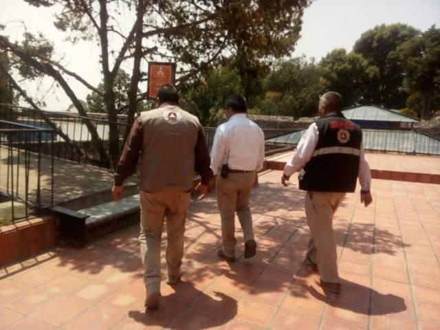 Realiza Protección Civil Estatal revisión de balnearios
