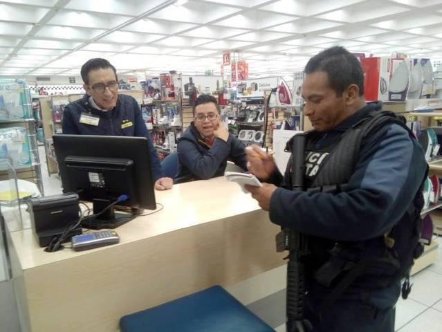 """Vigilará CES plazas comerciales durante el """"Buen Fin"""""""