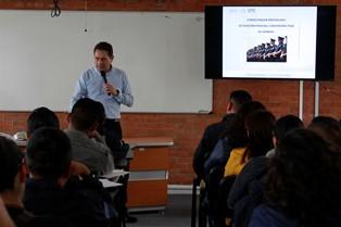 Capacita CES en perspectiva de género  a policías de Tlaxcala