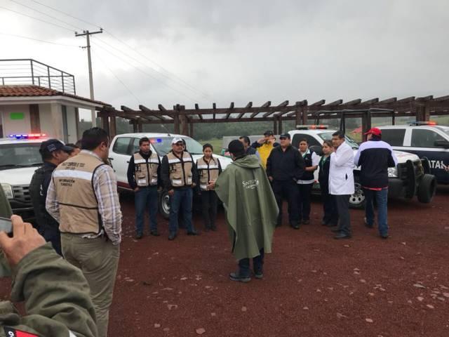CES ha brindado apoyo a visitantes en centros de avistamiento de la luciérnaga