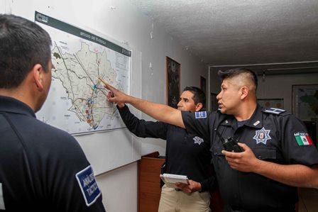 Buscan que Tlaxcala agilice su desarrollo policial