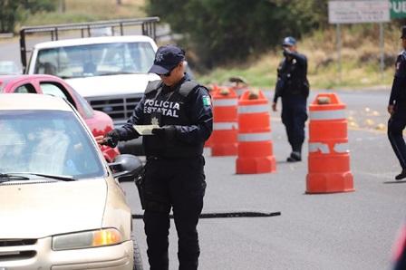 Refuerzan en Tlaxcala estrategia para prevenir robo de vehículos