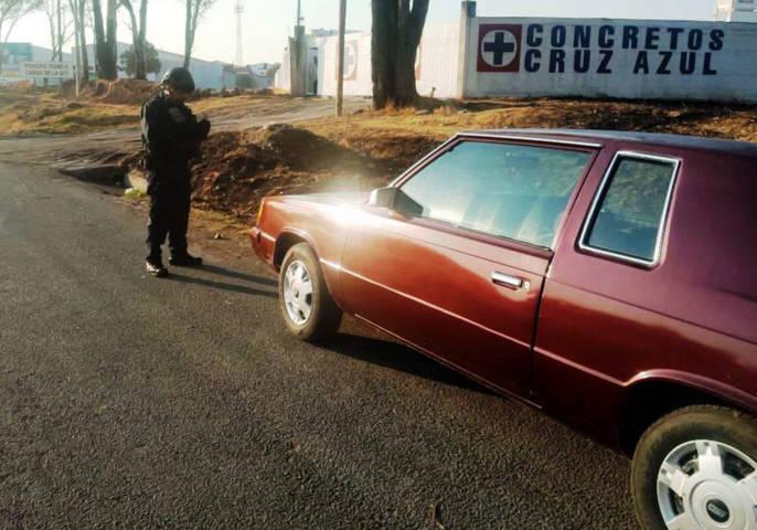 La CES recupera cinco vehículos en la entidad