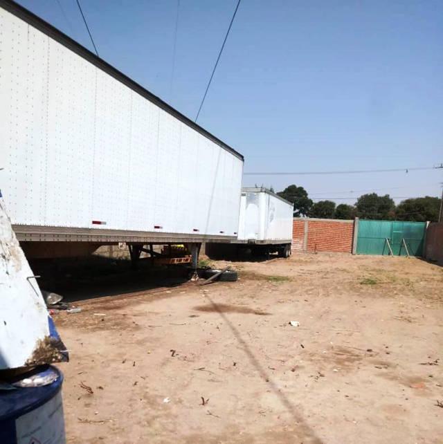 Policía Estatal asegura inmueble utilizado para ocultar vehículos robados