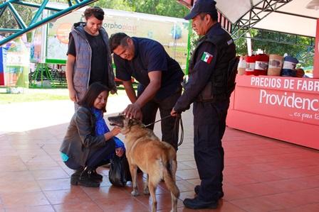 Redoblan seguridad en Tlaxcala La Feria 2018