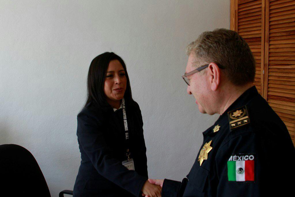 Fortalece CES unidad de asuntos internos rumbo al proyecto integral de desarrollo policial