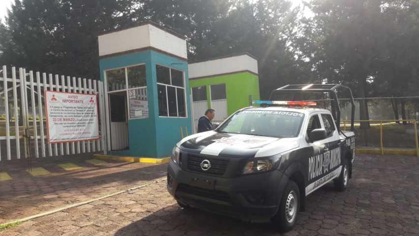 Inspeccionan balnearios en Santa Cruz Tlaxcala