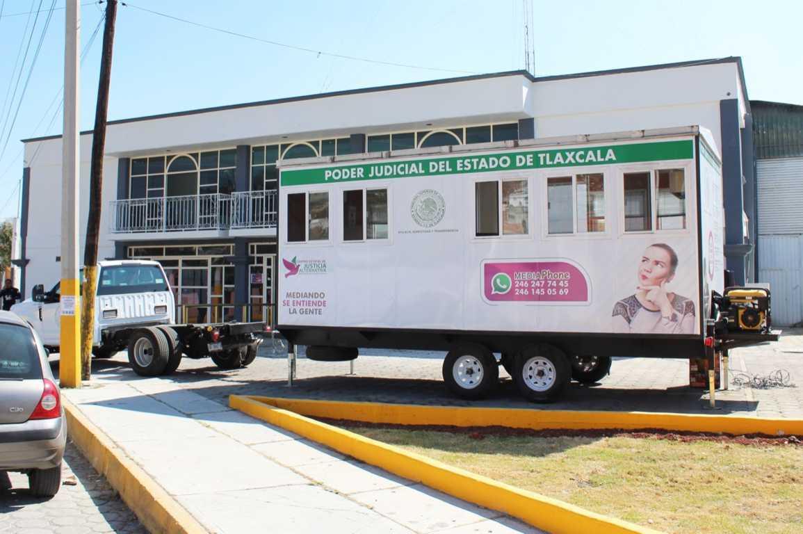 Llega el CEJA Móvil al municipio de Totolac
