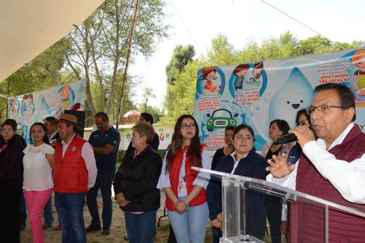 Conmemora CGE Día Mundial del Agua