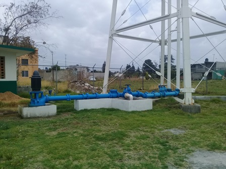 Canalizan 13 mdp para rehabilitar infraestructura hidráulica