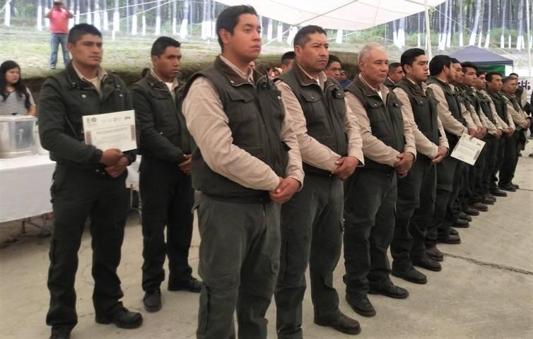 Conmemoran 80 años del Parque Nacional Malinche como reserva protegida