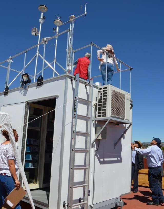 Mejora calidad del aire en Tlaxcala: CGE