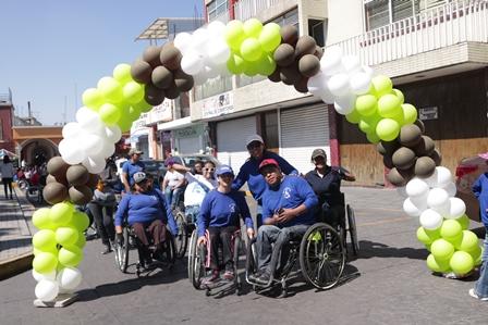 Ayuntamiento de Chiautempan apoya la inclusión social