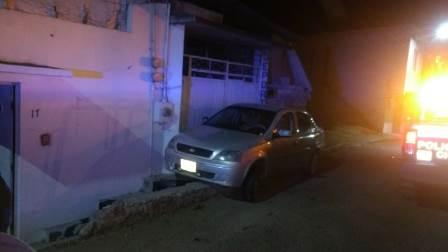 En Chiautempan localizan policías auto con reporte de robo