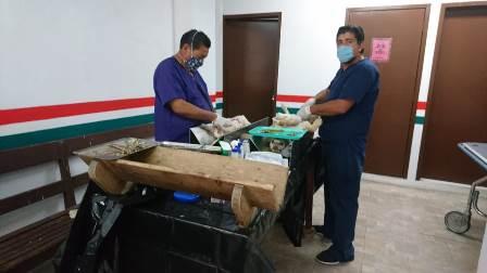 Promueven esterilización de mascotas en Chiautempan