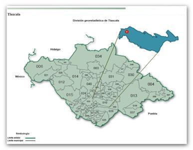 Urge fijar límites territoriales entre Chiautempan y Tlaltelulco