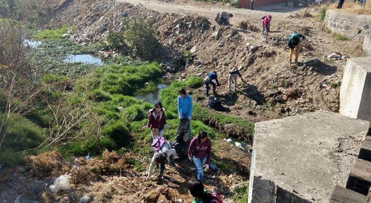 Emprende alcalde de Chiautempan acciones a favor de la ecología