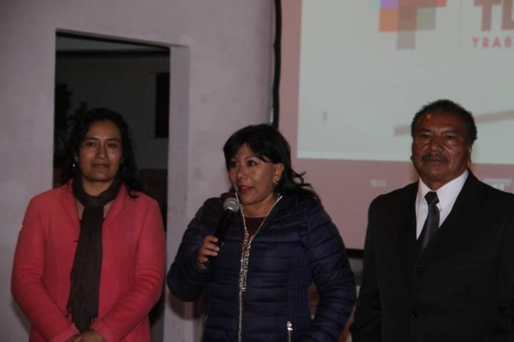 Rinde Segundo Informe de actividades presidente de Chimalpa