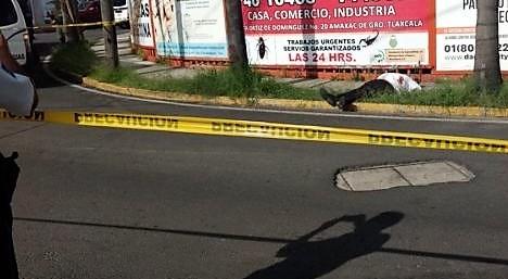 Tlaxcala capital es el municipio con más homicidios en la entidad