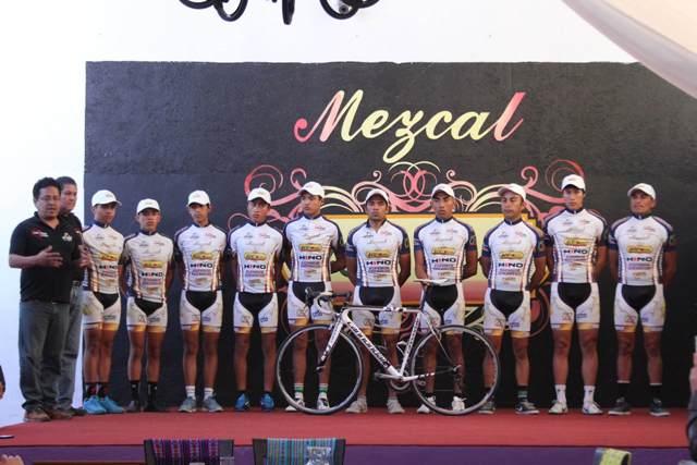 Surge el HINO 400 Voces, equipo de ciclismo