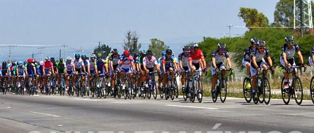 Habrá cierre de carreteras y vialidades por vuelta ciclista