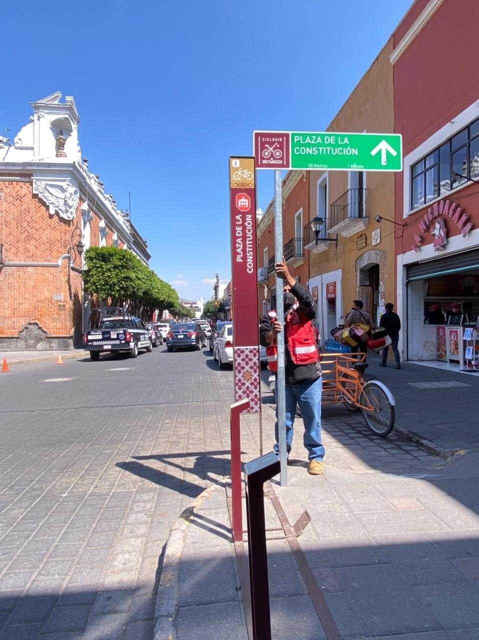 Mantienen firme proyecto de Ciclovía San Francisco en la capital