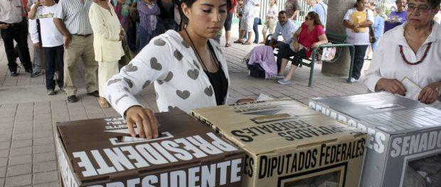 Entre anomalías y una copiosa participación cierran casillas en Tlaxcala