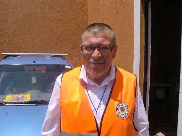 Capacita Protección Civil capitalino al personal en uso y manejo de extintores