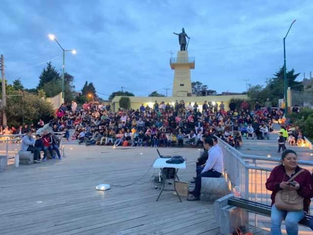 Habrá Cine Al Aire Libre en Escalinatas de los Héroes Tlaxcala