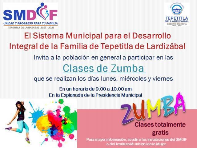 SMDIF de Lardizábal promueve la activación física entre la población