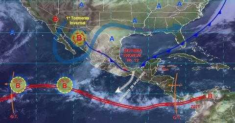 Seguirán las bajas temperaturas en Tlaxcala