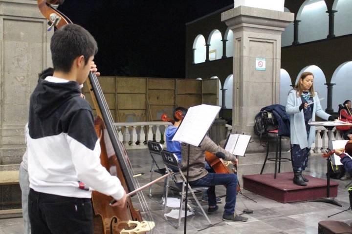 Invita ITC a conciertos Música por Amor