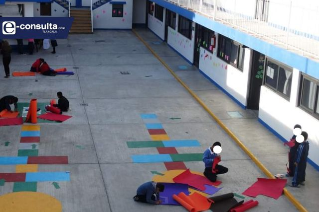 Instituto Francisca Bernal de Apizaco exige dinero para evaluar a los niños