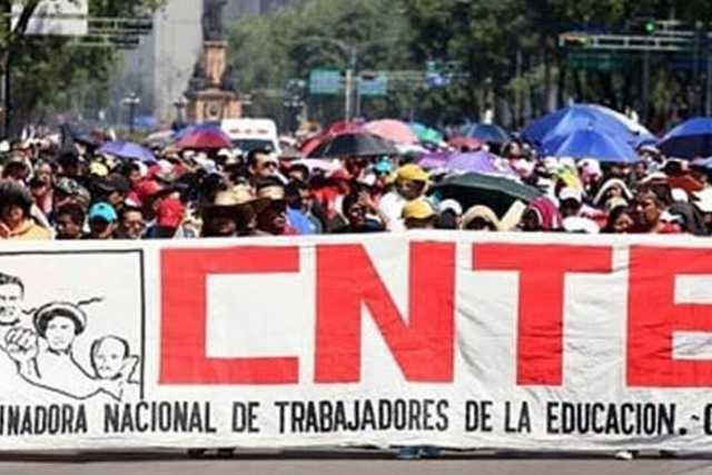 Posicionamiento político educativo de la CNTE