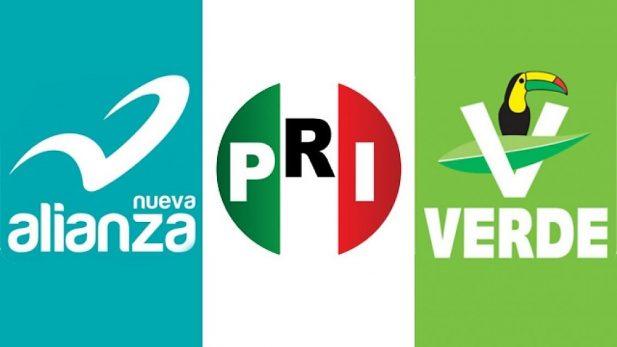 En tiempo y forma reporta coalición Todos por México sus gastos