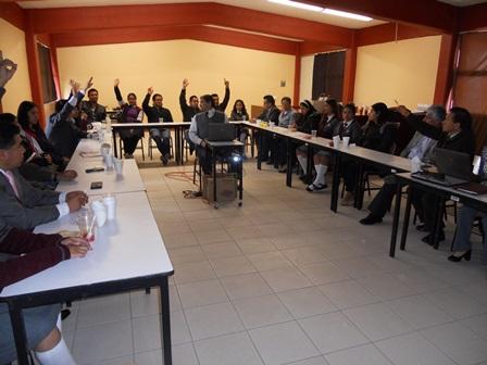 Sesionan consejos consultivos del Cobat para mejorar calidad