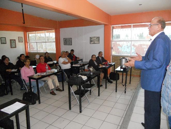 Cursan maestros del Cobat diplomado en Trigonometría del INAOE