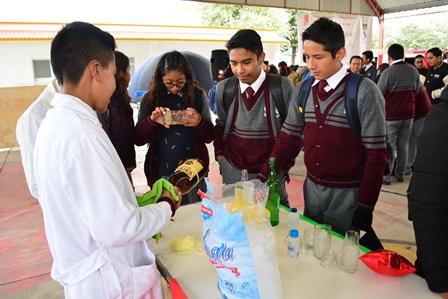 Conmemoran en el Cobat el Día del Químico
