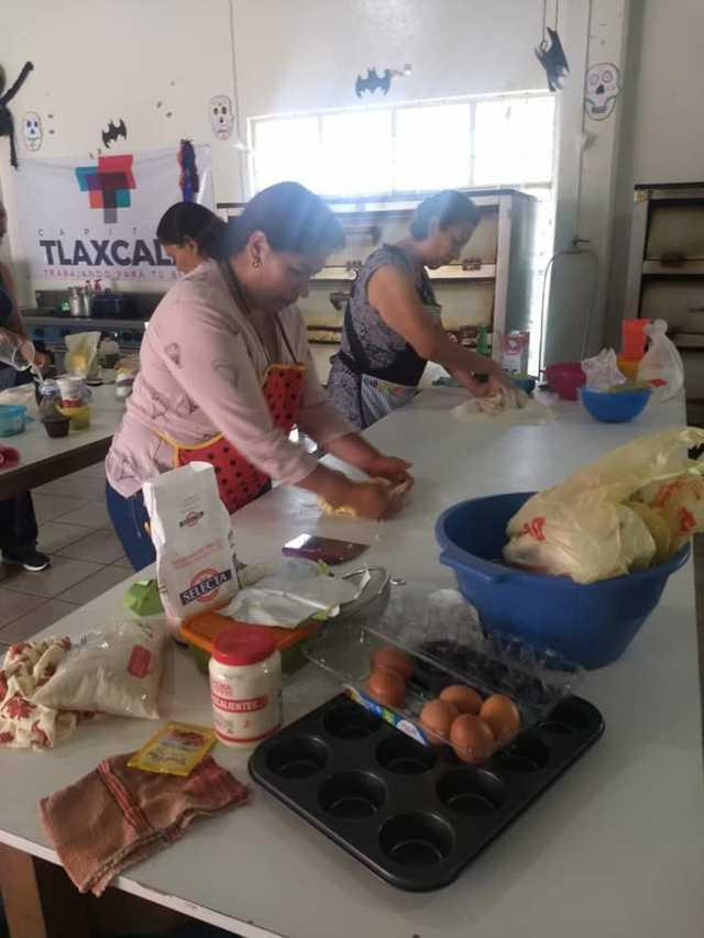 Ofrecerá SMDIF de Tlaxcala curso de Cocina Navideña